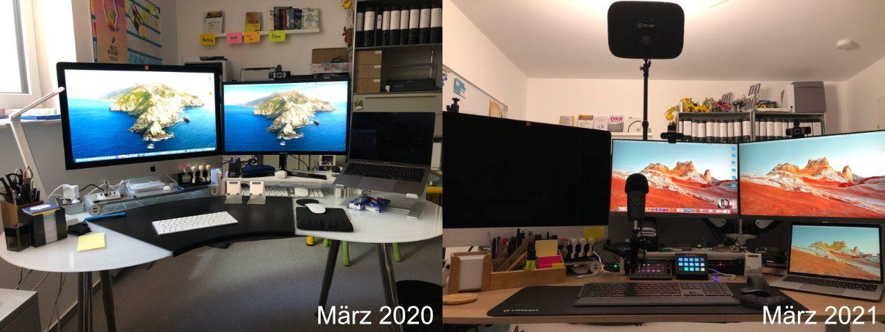 Home-Office / Remote Work: Tools und Technik